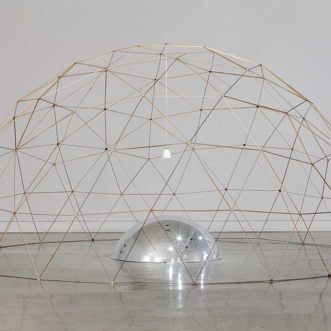4V Geodesic Dome Photo